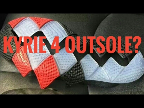 90410772c390df Kyrie 4 Speculated Outsole! - YouTube
