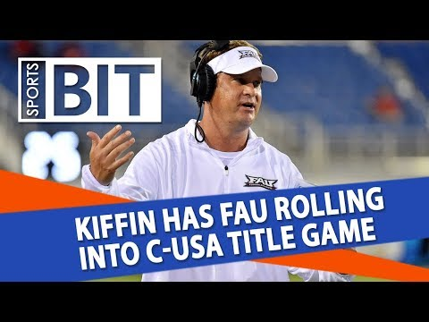 North Texas Mean Green at Florida Atlantic Owls | Sports BIT | NCAAF Picks