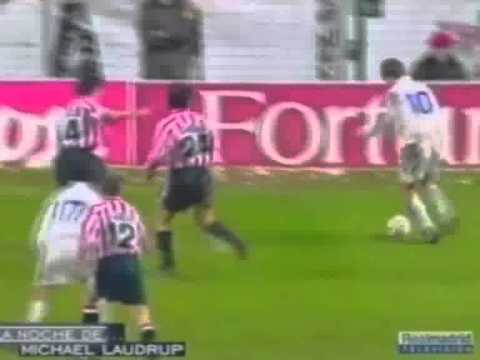 Michael Laudrup - Goles-Real Madrid -1994-1995-1996