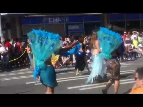 Fremont Solstice Street Parade and Festival (June 20th, 2015)
