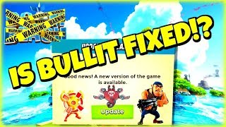 UPDATE IS LIVE! :: MEGA CRAB CHANGES :: DID THEY FIX BULLIT?! - Boom Beach