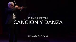 Danza from Cancion Y Danza by Marcel Zidani, Michael Bochmann - Violin