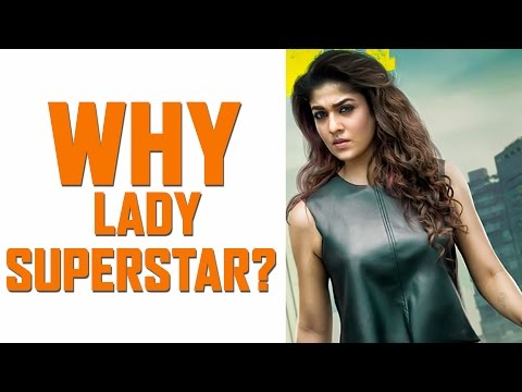 9 times proved | Nayanthara = Lady Superstar