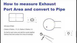How to Design a Two Stroke Expansion Chamber Performance Exhaust - Step 4