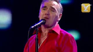 Morrissey -There is a light that never goes out - Festival de Viña del Mar 2012