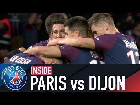 INSIDE - PARIS SAINT-GERMAIN 8-0 DIJON