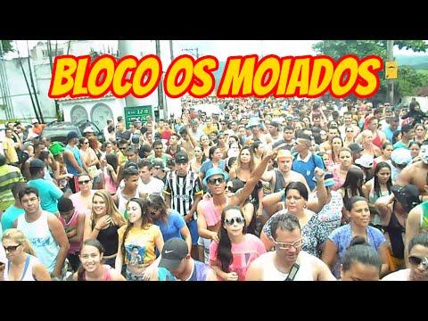 Carnaval de Nazaré Paulista 2015 - Bloco Os Moiados (terça-feira)