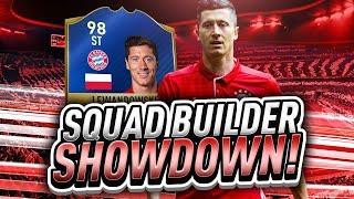One of TheGamerCan's most viewed videos: FIFA 17 SQUAD BUILDER SHOWDOWN vs AJ3 TOTS 98 LEWANDOWSKI! ULTIMATE TEAM