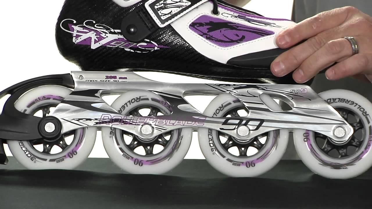 Rollerblade Skates 2012 90 Tempest Inline NwOmyv8n0