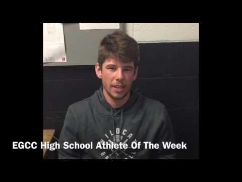 EGCC Athlete of the Week 4-10-17 - Larry Bielawski (Edison)