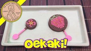 Oekaki Stick Chocolate Japanese Diy Kit