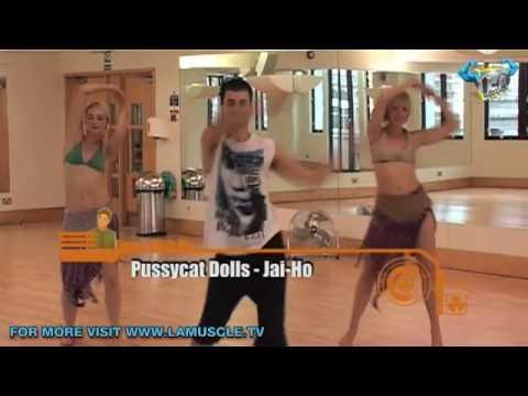 Pussycat Dolls Jai Ho Dance Routine