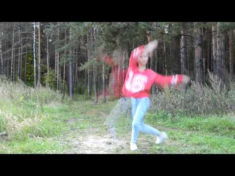 Моя Москва - Alina Os, olya_crazy, contemporary, olya_crazy, dance