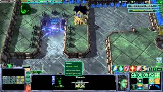 HoTs Arcade ~ Probes vs Zealot 2 ~ How to play as ZEALOT