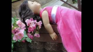 After the Roses ~ An American Girl Photoshoot