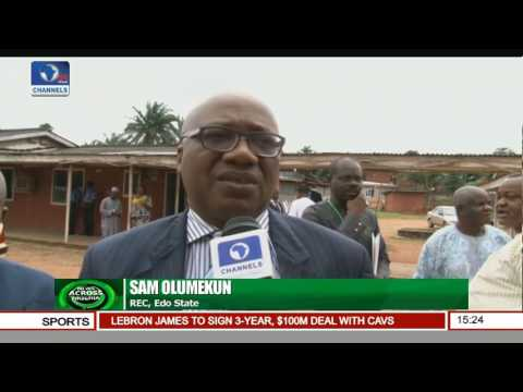 News Across Nigeria: Ogun State Government Begin Beautification, Access Lanes Pt 3