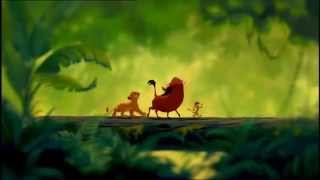 The Lion King - Grubs