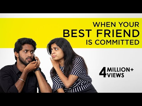 When Your Best Friend is Committed | English Subtitles | Awesome Machi