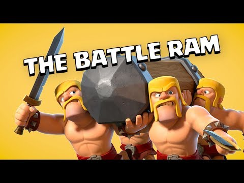 Thumbnail: Clash of Clans: The Barbarian's Battle Rams (Builder Has Left Week 1)