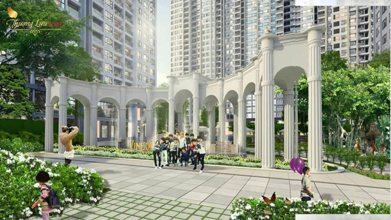 Vinhomes Nguyễn Trãi -Thông tin và giá bán căn hộ chung cư Vinhomes Smart City Nguyễn Trãi