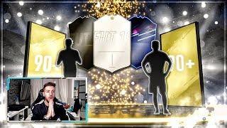 FIFA 19 ERSTE ICON! 90+ Walkout im OTW PACK OPENING Wakez