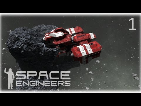 Space Engineers co op survival Feat  Morilibus EP 1