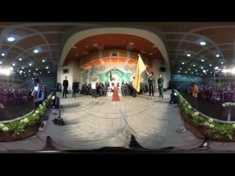 AMS Commencement Ceremony 2016 in 360VR
