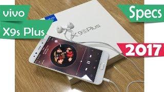 vivo X9s Plus - Specs 2017