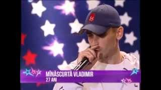 Eminem Sing For The Moment COVER MOLDOVA GOT TALENT 2013