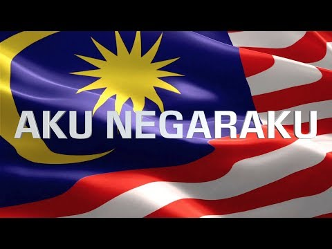 Aku Negaraku (lirik) with chords