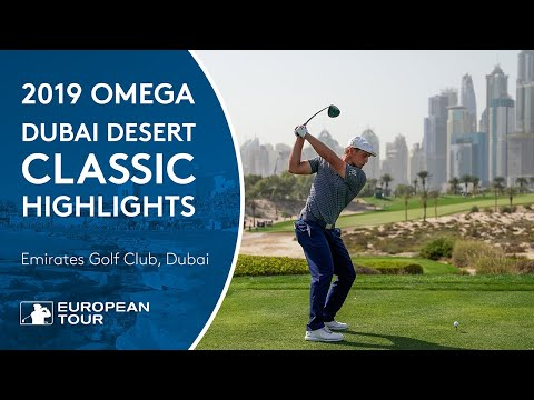 Extended Tournament Highlights | 2019 Omega Dubai Desert Classic