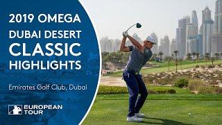 Extended Tournament Highlights | 2019 Omega Dubai Desert Classic