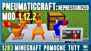 PneumaticCraft 1.12.2 - Jak zainstalować mody - PL Instalacja moda do Minecraft 1.12.2