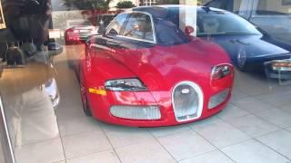 Frankfurt Auto Show Bugatti Veyron 16.4 Grand Sport At Symbolic Motors (Sold) 11-08-2013