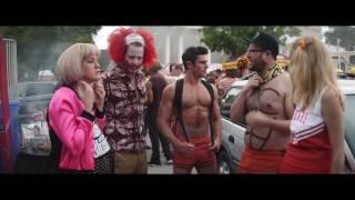 Соседи. На тропе войны 2. Дублированный трейлер (2016) 1080р
