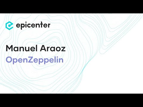 #220 Manuel Araoz: Zeppelin and the Evolution of Smart Contr