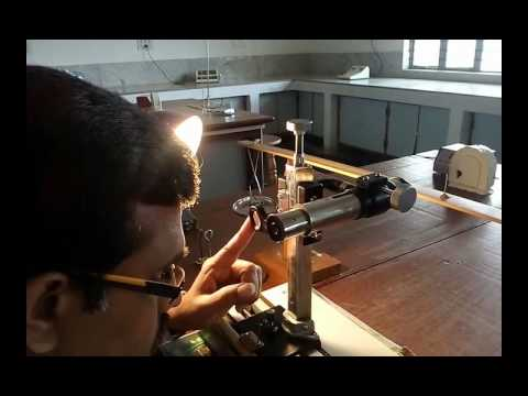 RLJIT Engineering Physics Lab - Youngs modulus