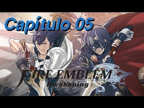 [HD] Let's play: Fire Emblem Awakening - Capítulo 5: Zagales de pueblo