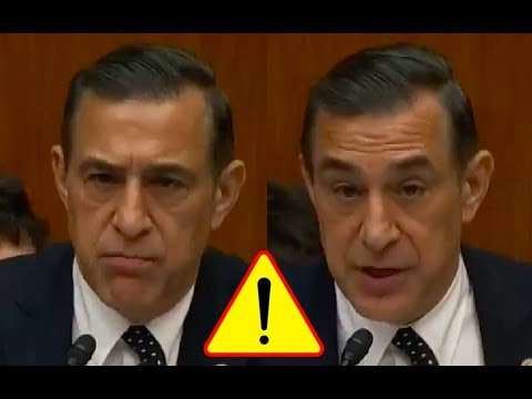 Darrell Issa Pissed About Hack of 100,000 Americans! 2017