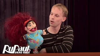 RuPaul's Drag Race | Everybody Loves Puppets Mini-Challenge | Season 7