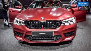 2018 BMW M5 F90 (600hp) - #AutomannTalks