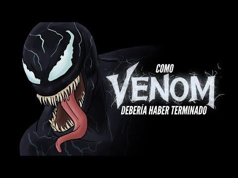 Como Venom Debería Haber Terminado