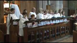 Ross Church Choir - October 2012 - This is the Day by John Rutter