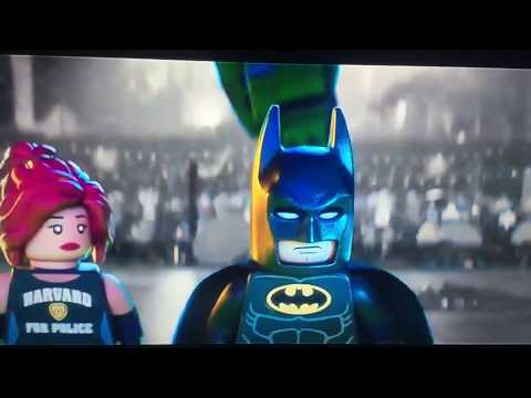 One is the loneliest number The Lego Batman Movie
