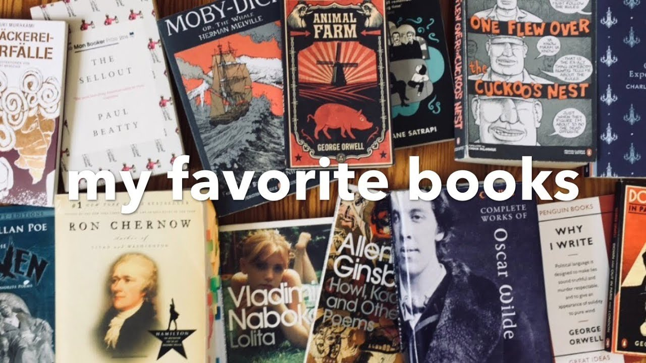 my favourite books of all time
