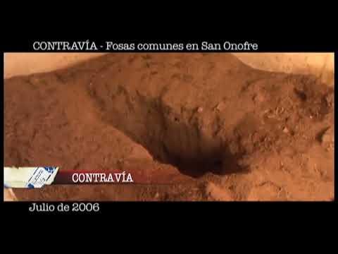CONTRAVÍA- ¿Cuántos son los desaparecidos en Colombia?