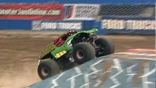 Advance Auto Parts Monster Jam Teenage Mutant Ninja Turtle Freestyl...
