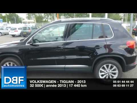 annonce occasion volkswagen tiguan 2 0 tdi 140 fap carat bluemotion 2013 youtube. Black Bedroom Furniture Sets. Home Design Ideas