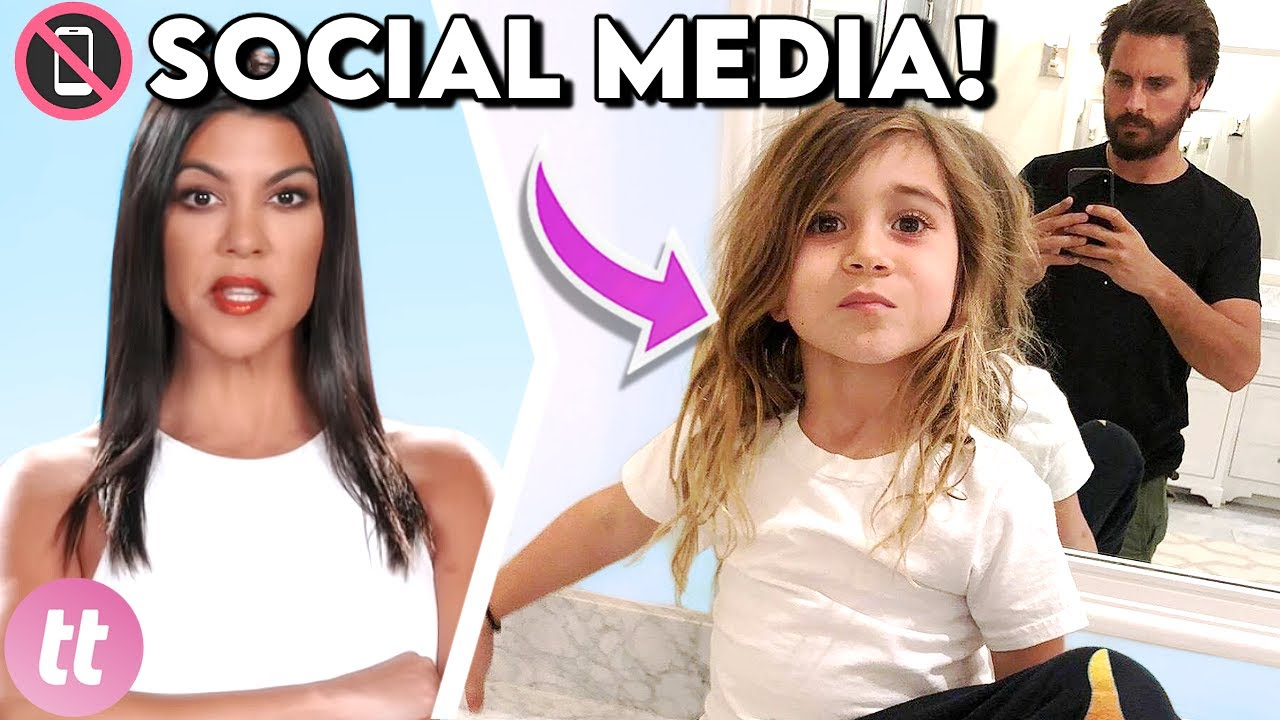 The Kardashian Sisters Disagree With Kourtney's Parenting Style