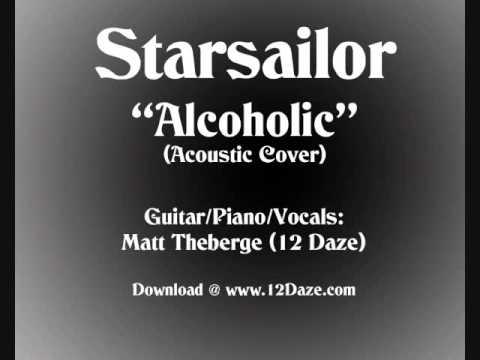 "Starsailor - ""Alcoholic"" (Acoustic Cover) - 12 Daze"